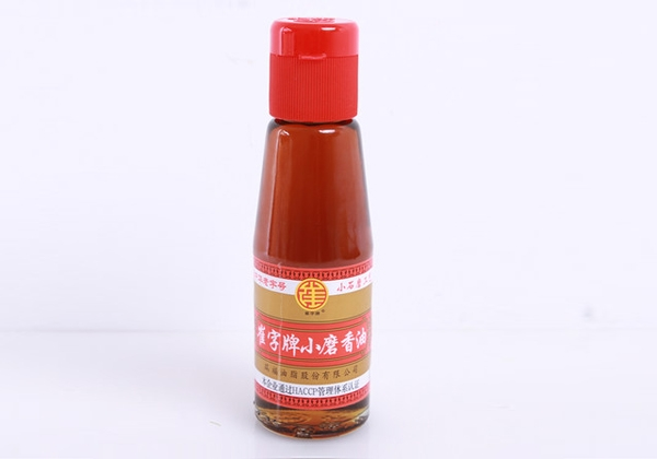 Cui plate does not add pure white sesame oil sesame oil 128ml Chinese old name