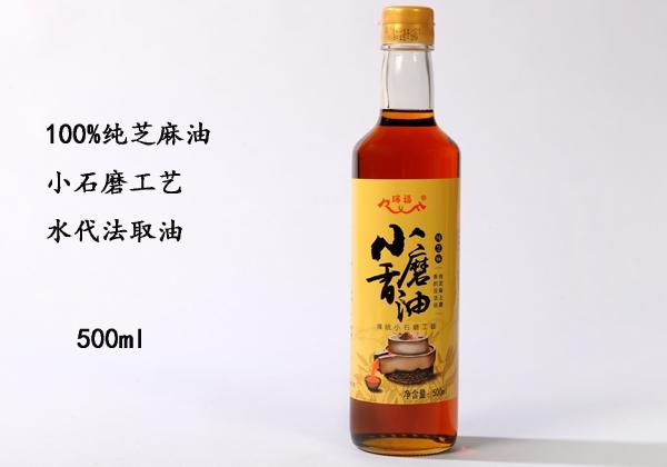 Ruifu brand no added pure sesame oil sesame oil 500ml